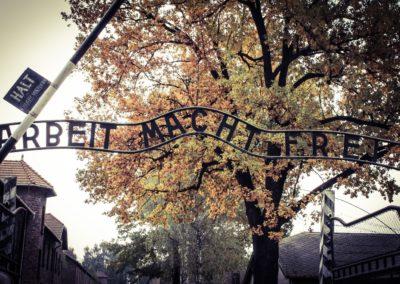 Auschwitz-Birkenau (Nazi death camp)